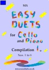 cello / piano duets compilation 1