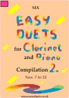 clarinet and piano duets
