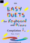 keyboard and piano duets